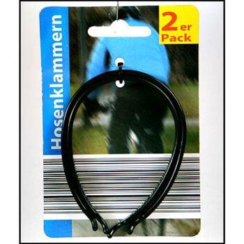 28-022981, Hosenklammern 2er Set, Kettenschutz