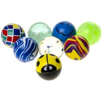 27-40118, Flummi Dopsball, 27mm, Springball
