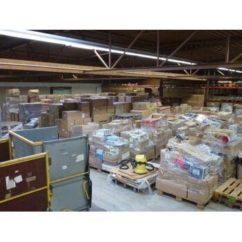 Aktionspalette 1.000 Teile, Fahrrad, Textilien, Haushalt, Spielzeug, usw, ALLES NEUWARE