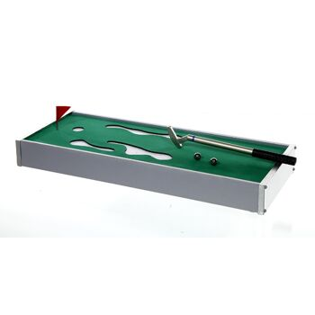 17-29962, Tisch Golf , Aluminium-Holz