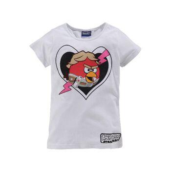 Angry Birds Shirt Mädchen Kinderkleidung