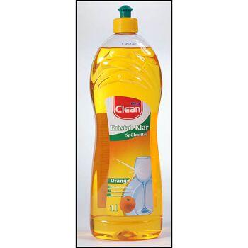 28-452504, Geschirrspülmittel Orange, 1000 ml, Konzentrat