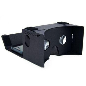 10-646700, 3D Brille für Smartphones geeignet, Hochwertige Verarbeitung, Inkl. Zubehör+++++