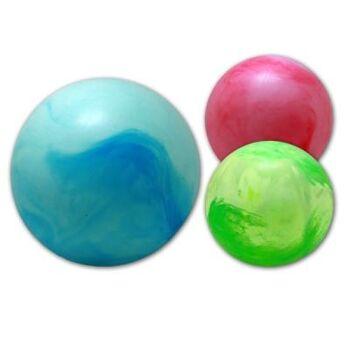 27-430071, Aufblasball 30 cm, marmoriert, Wasserball