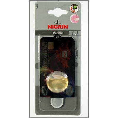 12-742392, Auto Lufterfrischer Nigrin, als Kreditkarte, duftet ca. 4-5 Wochen