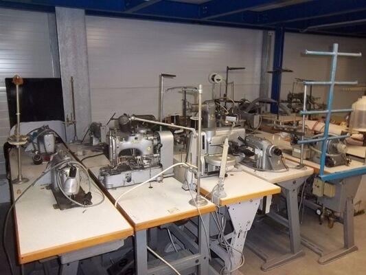 Industrie Nähmaschinen