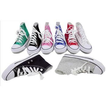 Damen Sneaker Schnür Schuhe Schuh Shoes Sportschuhe Freizeit Schuh  nur 7,90 Euro