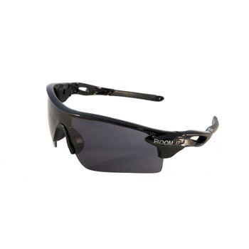 Sonnenbrille Biker Sommer Karneval Spaßbrille Partybrille