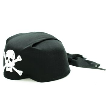 27-43261, Bandana Pirat Totenkopf