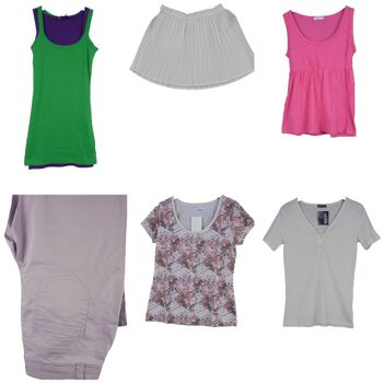 Damen Marken Hosen Röcke Oberteile Mix