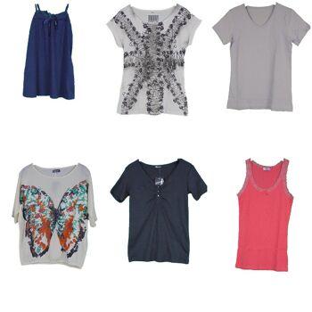 Damen Marken Oberteile Sommer / Frühling, Young Fashion