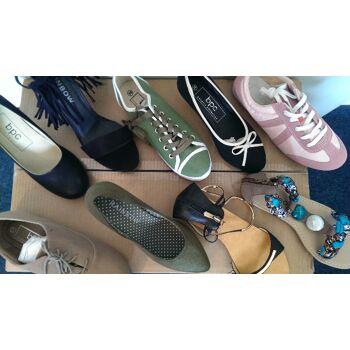 Damen Marken Schuhe Mix Sommer
