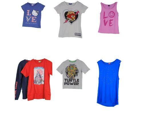 Kinderbekleidung Disney Marken Mix