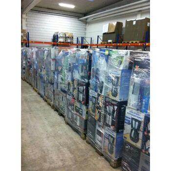 Restposten Sonderposten Mix-Paletten Aldi Lidel Haushaltswaren Retour super Ware