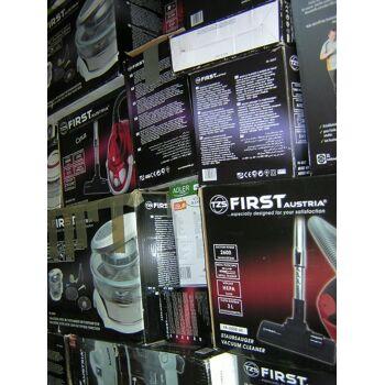 Restposten Discounter Lidl Aldi MIX Paletten elektr.Geräte Haushalt Multimedia Staubsauger Halogenoffen ESPRESSO Maschinen