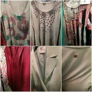 Damenkleidung der TOP Marken Relish, Rosner, Giselle