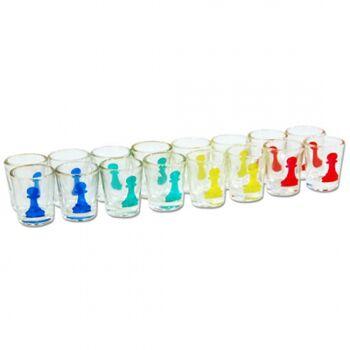 10-549699, Glas Trinkspiel