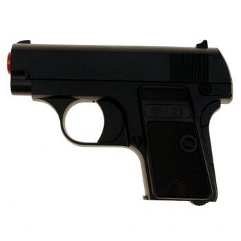 10-541190, Metall Softair Pistole ab 14 Jahren, große Reichweite, hochwertige Verarbeitung, Softairpistole
