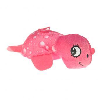 10-102280, Plüsch Schildkröte, 17 cm, zum Kuscheln, Spielen oder Verschenken