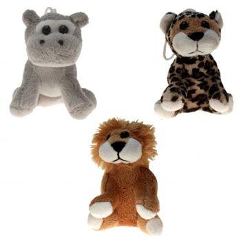 10-103190, Plüschtiere Zootiere, Wildtiere, Waldtiere, Kuscheltiere, Spieltiere, hochwertige Qualität