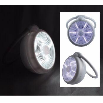 Nachtlicht mit Bewegungssensor automatisch 6 LED