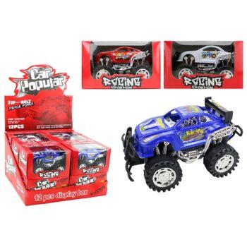 27-44408, Monster Truck mit Antrieb, Jeep, Offroad, Strandbuggy+++++++