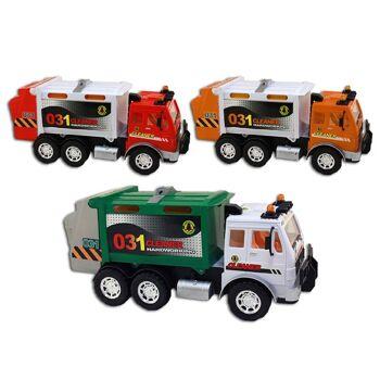 27-49201, LKW Müllwagen 33 cm, mit Antrieb
