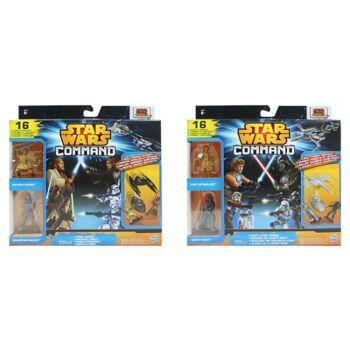 27-50977, Star Wars Rebels Command, 2 exklusive Figuren im Set enthalten