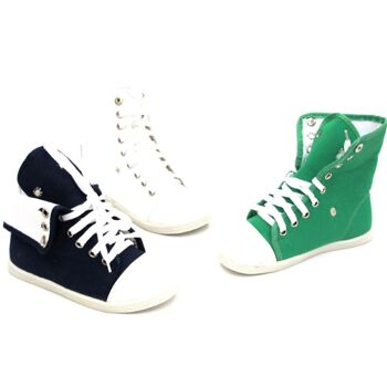 Kinder Jungen Mädchen Sneaker Sport Schuhe Shoes Gr.24-35 nur 5,90 Euro