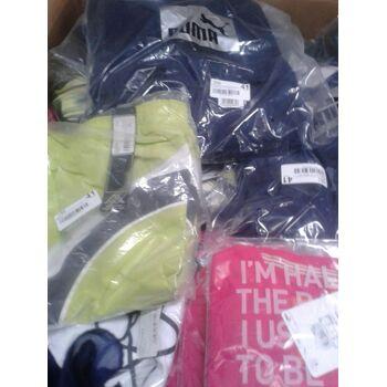 Sportbekleidung Neuware (ADIDAS, NIKE, PUMA, High Peak, Touchlines, Helly Hansen, Vans u.v.a.)