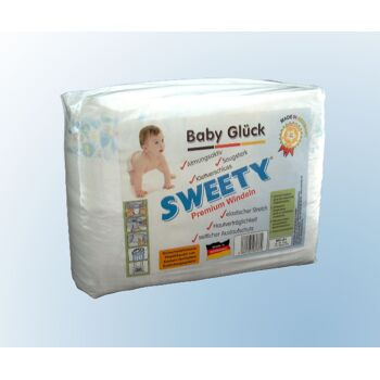 Baby Windeln Sweety 0,09 € / St.  - MADE IN GERMANY-