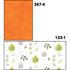 28-123156, Wachstuch Rolle 20m x 140cm, mit Vliesrücken