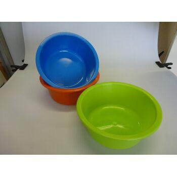 12-800588, Schüssel 28 cm, Rührschale, Salatschale, Teigschale, Teigschüssel, 4,0 Liter, Küchenhelfer, Rührschüssel
