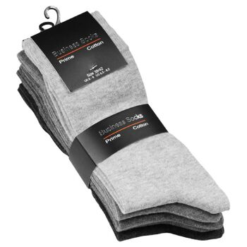TOPSELLER - Herren Business Socken in Grautönen