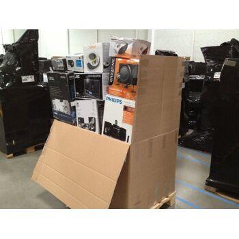 Sound/Audio Mischpaletten Markenprodukte (Stereoanlagen, Boombox, Lautsprecher, Heimkinosysteme, Soundbar, Subwoofer u.v.a.)