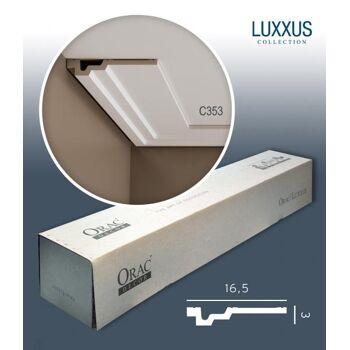 Orac Decor C353 LUXXUS 1 Karton SET mit 16 Stuckleisten | 32 m