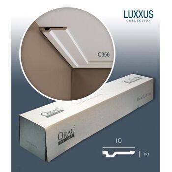 Orac Decor C356 LUXXUS 1 Karton SET mit 14 Stuckleisten   28 m
