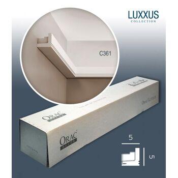 Orac Decor C361 LUXXUS 1 Karton SET mit 12 Stuckleisten | 24 m