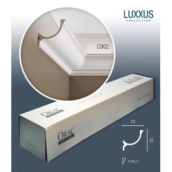 Orac Decor C902 LUXXUS 1 Karton SET mit 12  Stuckprofilen Stuckleisten   24 m