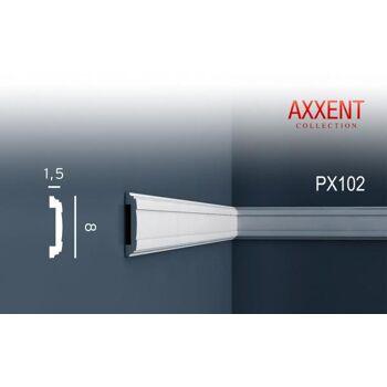 Orac Decor PX102 AXXENT 1 Karton SET mit 28 Wandleisten Zierleisten   56 m