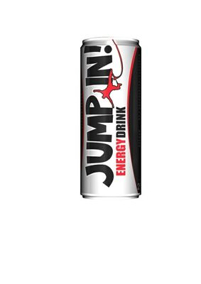 ENERGY DRINK JUMP IN 0,17 EUR 250ml Dose