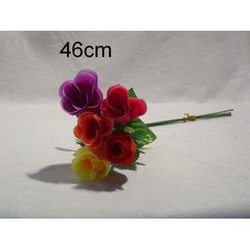 19-10107, Rose 46 cm, Rosenknospe