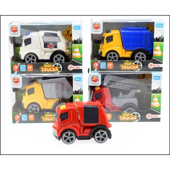 28-245301, LKW mit Antrieb, Truck, für Kinder ab 18 Monaten geeignet