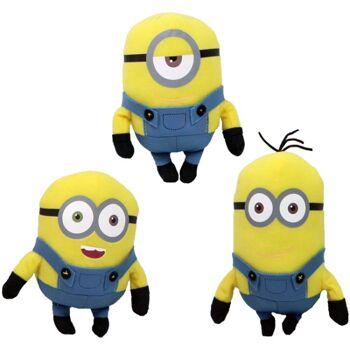 27-26501, Plüsch Minions 19 cm, Plüschfiguren zum Kinofilm Minion