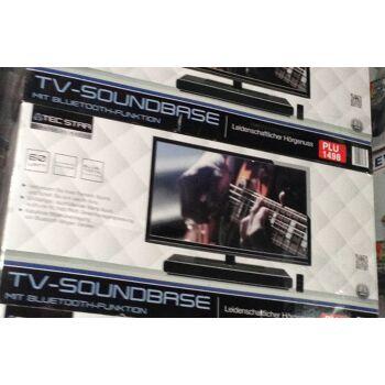 TV - Soundbase Bluetooth 3.0 Funktion 60 Watt Subwoofer integriert