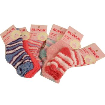 Kinder Kuschelsocken Socke Winter Socken Socks Kindernsocke Haussocken nur 0,69 Euro