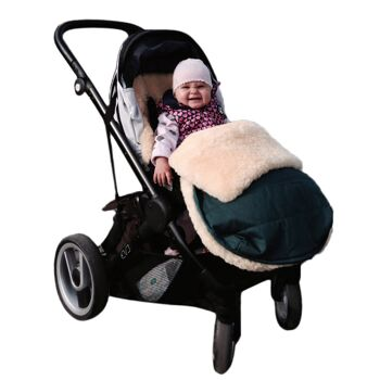 Baby-Lammfellsack