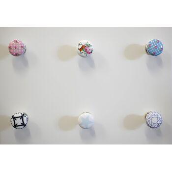 17-33747, Keramik Möbelknopf