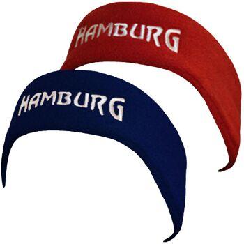 Stirnband Hamburg Gr. XS-L, Fleece