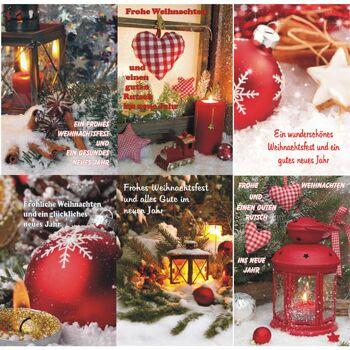 28-323110, Geschenkkarten Weihnachten